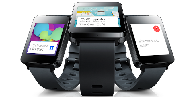 LG G Watch officially announced