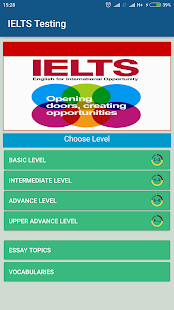 Download IELTS test for Windows Phone apk screenshot 1