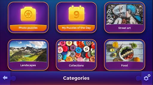 Permainan puzzle jigsaw  screenshots 3