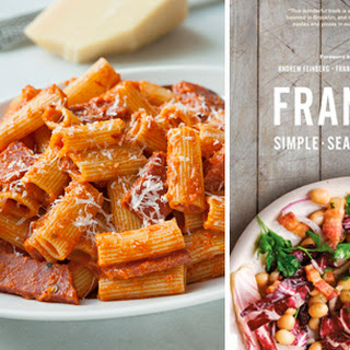 TT NYC   Rigatoni with Spicy Salami and Tomato