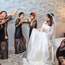 Wedding photographer Vladimir Rega (Rega). Photo of 09.11.2018