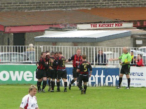 Photo: 08/08/09 v Portadown (IPL) 3-1 - contributed by Leon Gladwell