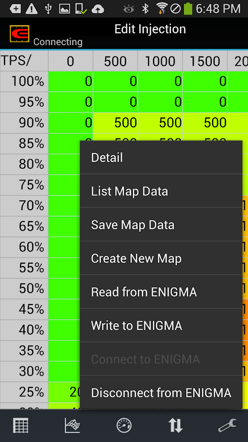 Enigma NMAX125- screenshot