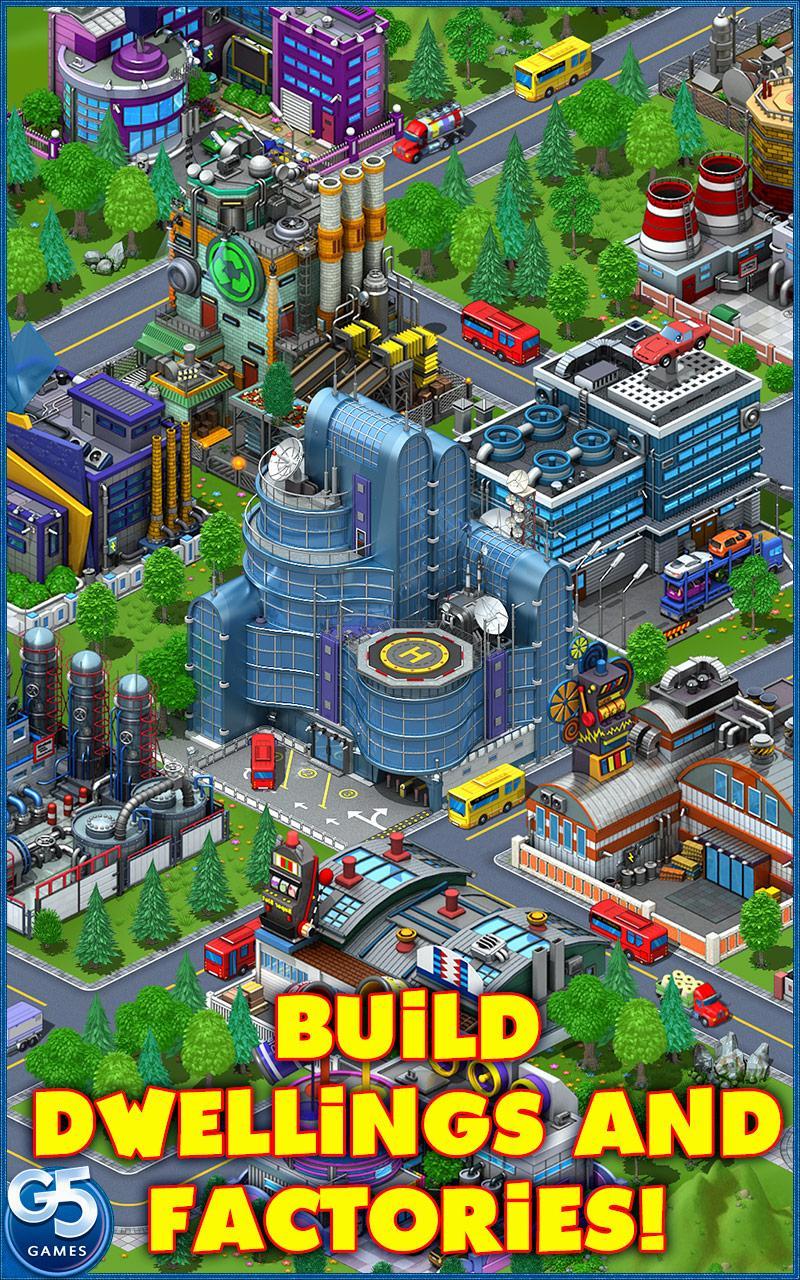 Virtual City Playground® screenshot #3