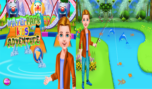 免費下載休閒APP|ウォーターパークの冒険子供のゲーム app開箱文|APP開箱王