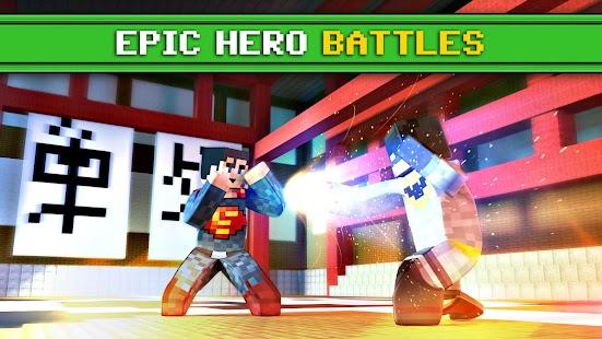 Cube Fighter 3D- screenshot thumbnail