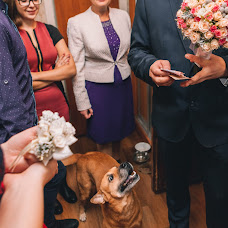 Wedding photographer Bogdan Kirik (TofMP). Photo of 19.11.2017