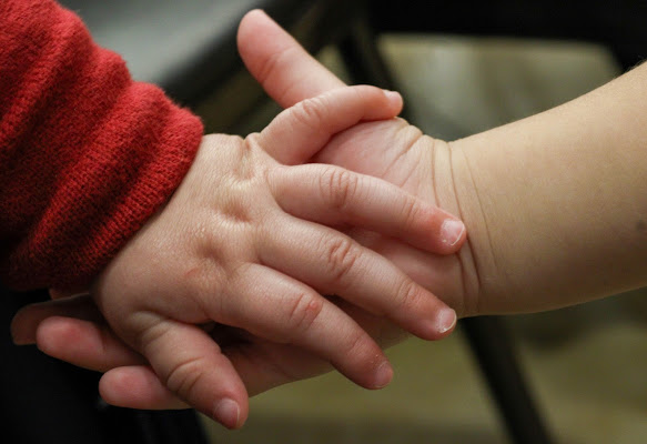 Avrai sempre la mia mano di ValentinaGiuca