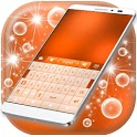 Orange Keyboard icon