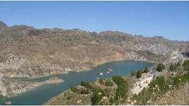 Imagen de archivo del pantano de Cuevas.