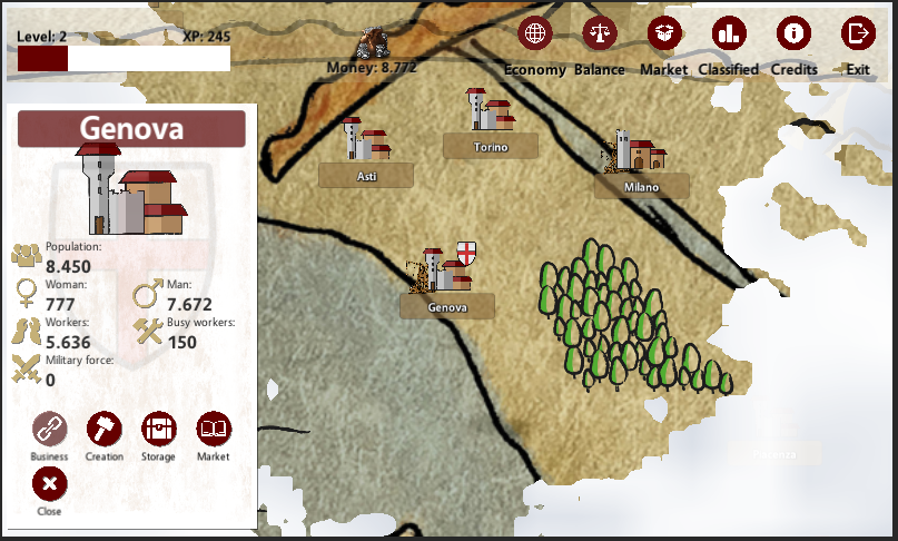 Mercantia - Italy 1252- screenshot