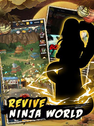 Unlimited Ninja: Idle RPG 2.0.7 screenshots 15