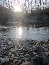 Photo: Hiking near the future Pike County Energy Trail