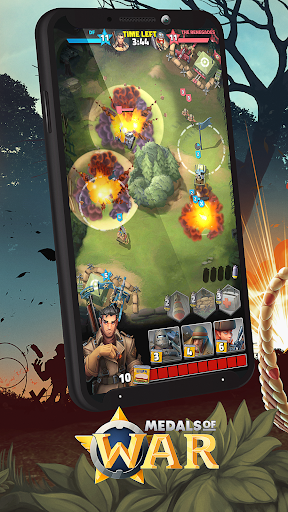 Medals of War: Real Time Military Strategy Game 1.6.1 androidappsheaven.com 1