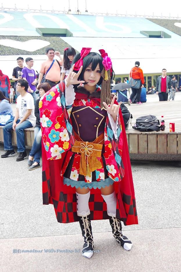 PF26開拓動漫祭 in 圓山花博公園