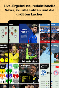 iM Football: Der Fan-Messenger- screenshot thumbnail