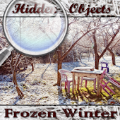 Hidden Objects Frozen Winter
