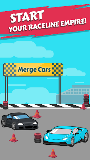 Merge Real Cars - Idle Car Tycoon apkdebit screenshots 3