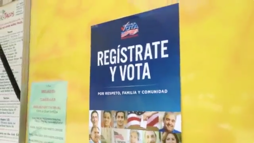 America has 462 counties with registration rate exceeding 100 percent  of eligible voters