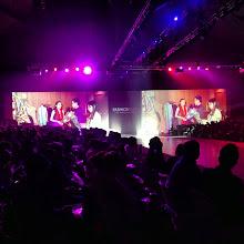 Photo: at Hong Kong Young Fashion Designers' Contest 2013