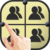 Contacts Widget Favorite List