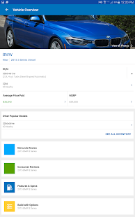 Edmunds Car Reviews & Prices - screenshot thumbnail