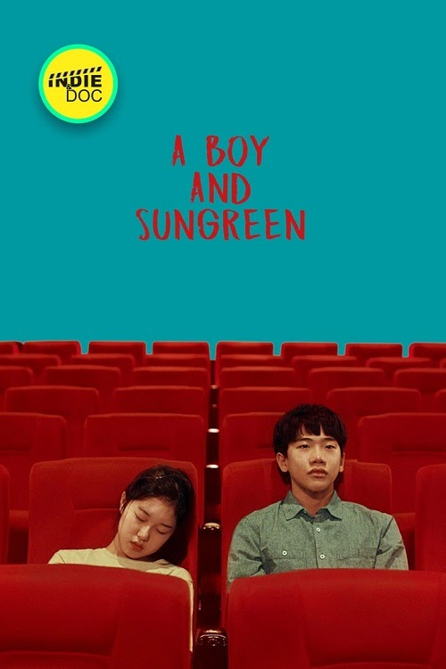 A Boy and Sungreen