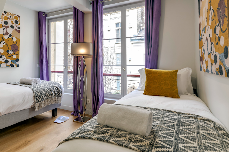 One bedroom apartment at Montrogueil Villa Serviced Apartment, Opera