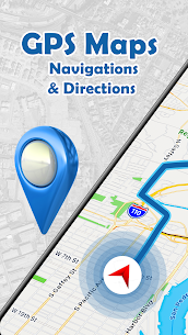 GPS , Maps, Navigations & Directions 9.0 Apk 1