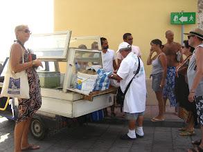 Photo: Fish market.