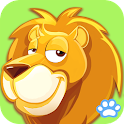 Kids Puzzle:Animal icon