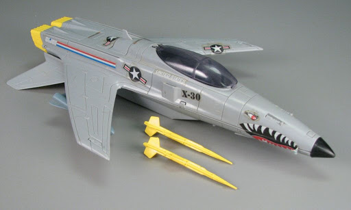 Jet:G.I. Joe Cobra Conquest X-30