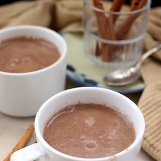 Superfood Hot Chocolate.