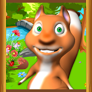 Talking Squirrel