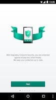 Screenshot of Kaspersky Endpoint Security