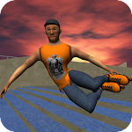 Inline Freestyle Extreme 3D Icon