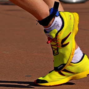 On the move by Pieter Smith - Sports & Fitness Running
