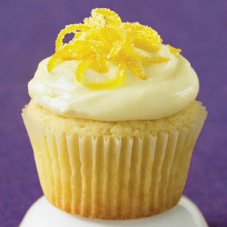 Lemon Yogurt Cupcakes Recipes