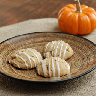 Spiced Maple Cookie