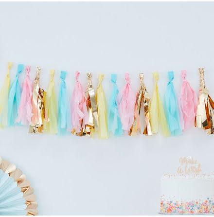 Tasselgirlang - Pick & Mix pastell