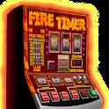 slot machine fire timer