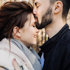 Wedding photographer Elena Gorina (Gorina). Photo of 16.04.2018