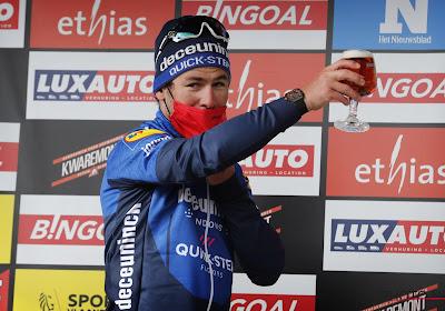 Dubbel feest bij Deceuninck-Quick.Step: ritzege voor Cavendish en eindzege voor Remco Evenepoel