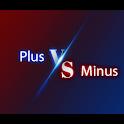 PlusVsMinus icon