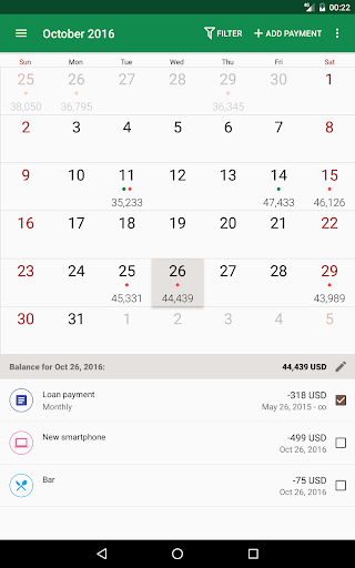 s planner apk android 6.0