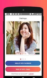 Datingo - náhled
