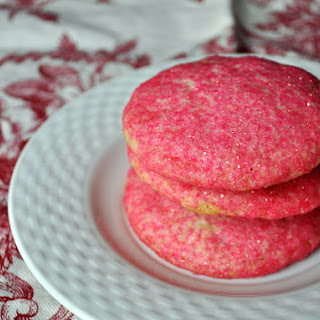 Easy Valentine's Day Sugar Cookies