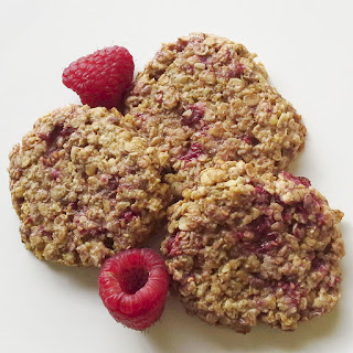 Raspberry Instant Oatmeal Cookies Recipe