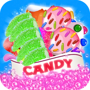 Candy Mania Frozen for PC and MAC