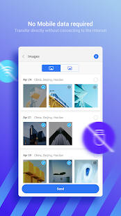 Share & Transfer File - Mi Drop- screenshot thumbnail